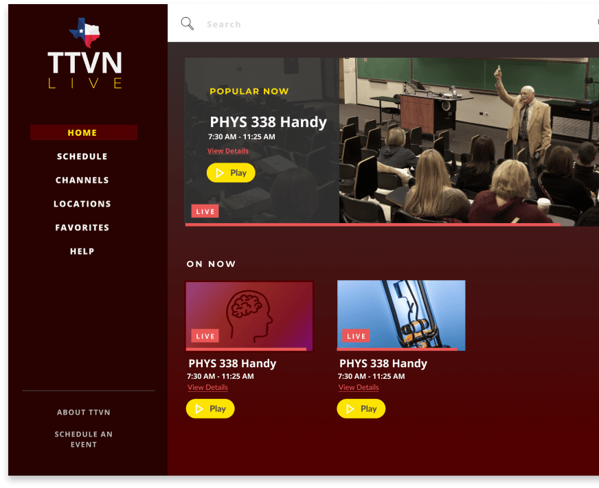 TTVN Live screenshot